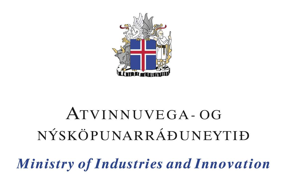 Ministry of Industries and Innovation