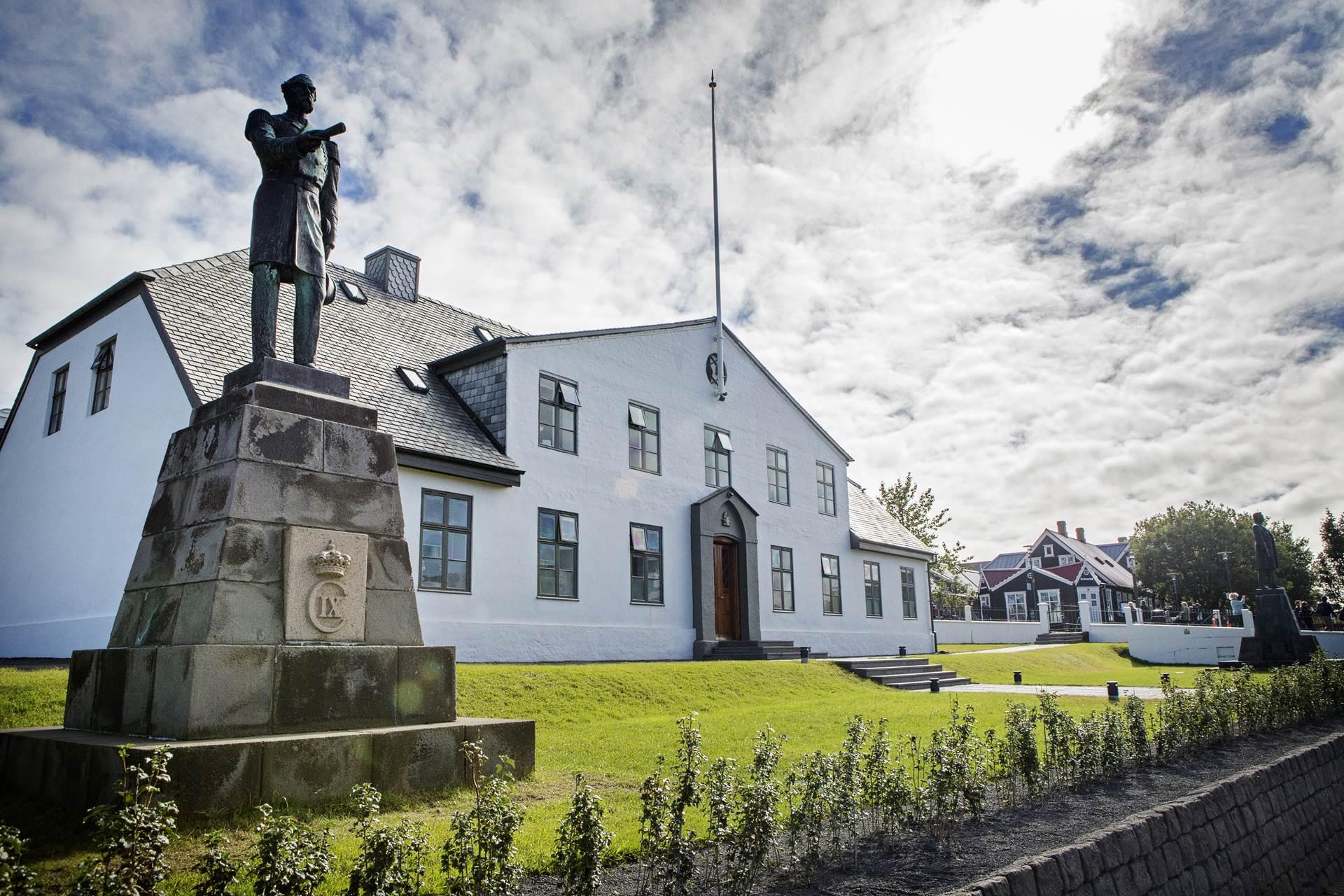 Skipun sáttanefndar vegna eftirmála sýknudóms Hæstaréttar Íslands í Guðmundar- og Geirfinnsmálinu - mynd