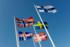 Fánar Norðurlanda. Ljósmynd: Johannes Jansson/norden.org